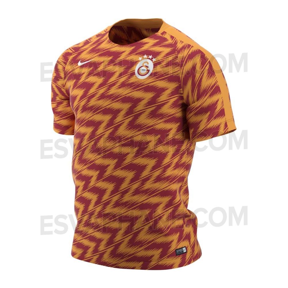 Galatasaray 18 19 Nike Express Ürünleri SIZDI Galatasaray 18
